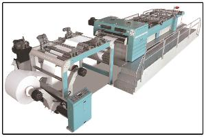 ACCURA Synchro-Fly High-Speed Sheeting Machine
